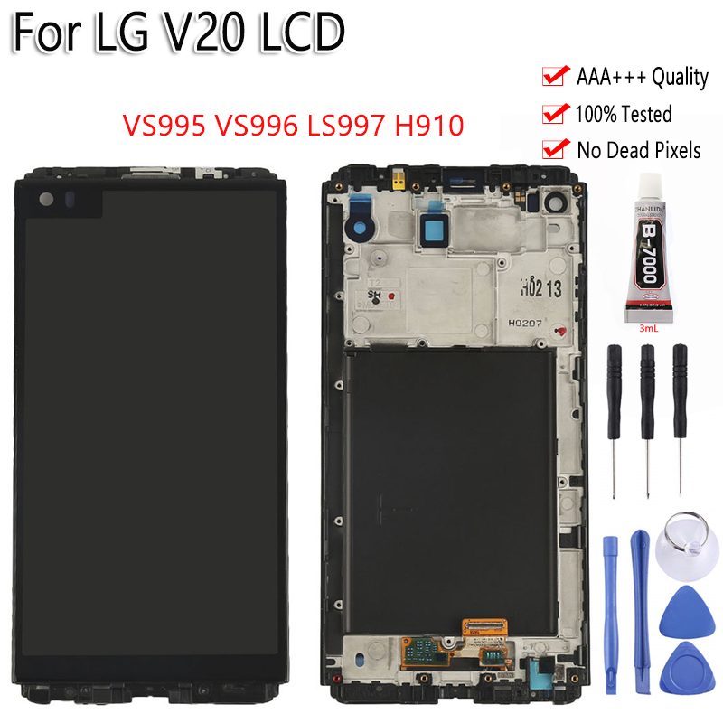 Assembly LG Touch Screen 6