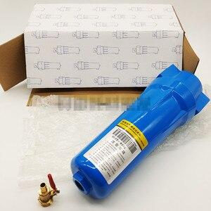 "Image 2 - 3/4 ""คุณภาพสูงน้ำมันเครื่องแยกน้ำ 015 Q P S C Air compressor อุปกรณ์เสริม Compressed air precision filter Dryer QPSC"