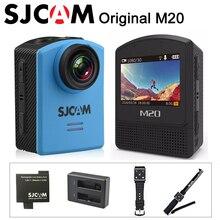 Original SJCAM M20 câmera de ação esporte 4 k  ( por interpolação ) wi-fi Gyro Mini DV Camcorder 2160 P HD fotos a 16MP em formato RAW à prova d' água