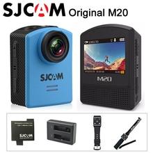 M20 Original SJCAM Cámara de Acción Wifi Gyro Mini Cámara Del Deporte 2160 P HD 16MP Con Formato RAW Sj cam DV Impermeable 4 K 24fps 2K30fps