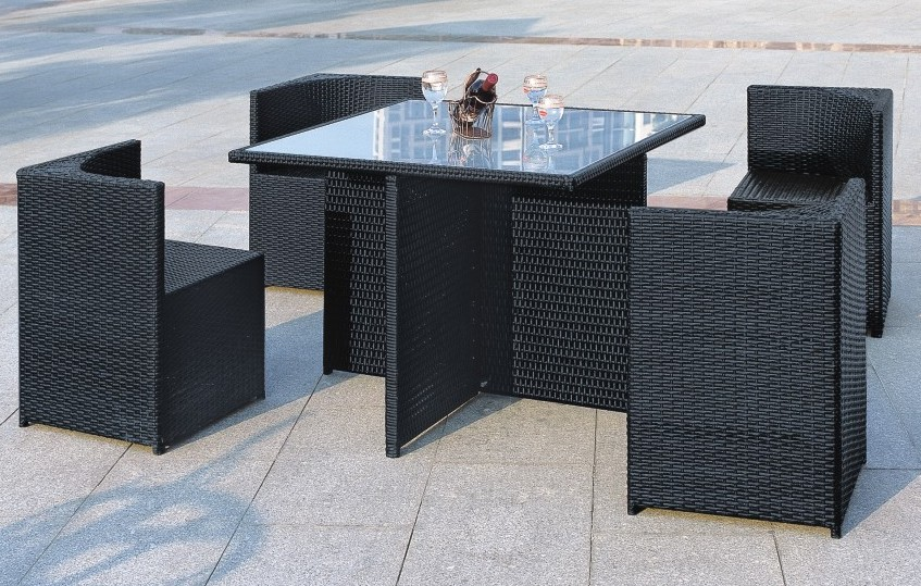 High Quality Modern Style Rattan Outdoor Furniture Set-in