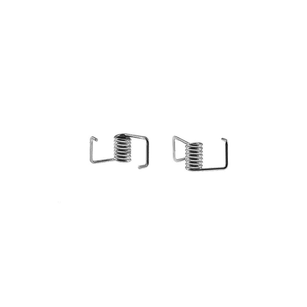 10 יח'\חבילה 3D מדפסת חגורת נעילת פיתול האביב GT2 2GT עיתוי חגורת נעילת פיתול האביב עבור 3D מדפסת Reprap חלקי