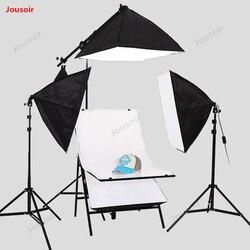 Photograph still life table set combination studio lighting flexible light box photography equipment set CD50 T03