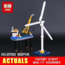 Lepin 37002 599 pcs O Borkum Riffgrund Set Genuine Série Criativo Modelo de Blocos de Construção Tijolos Educacionais Presentes 4002015