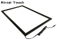 18 5 Inch Multi Touch Screen Frame Truly 6 Points USB IR Touch Screen 18 5