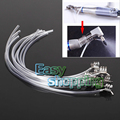 5pcs Dental Low Slow Speed Handpiece Air Motor Tubes Pipes Hoses