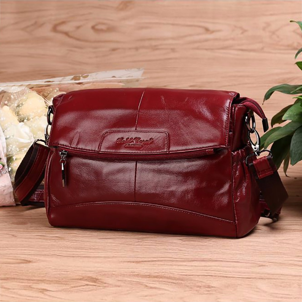 Luxury Women Genuine Leather Shoulder Bag Designer Natural Skin Crossbody Messenger Travel Bags Ladies Tote Handbag High Quality luxury genuine leather bag fashion brand designer women handbag cowhide leather shoulder composite bag casual totes