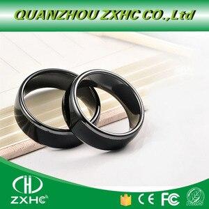 Image 3 - Copieur RFID à main 125KHz EM4100, lecteur de programmateur intelligent, id125 KHz, en céramique noire
