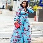 African Clothes Vint...
