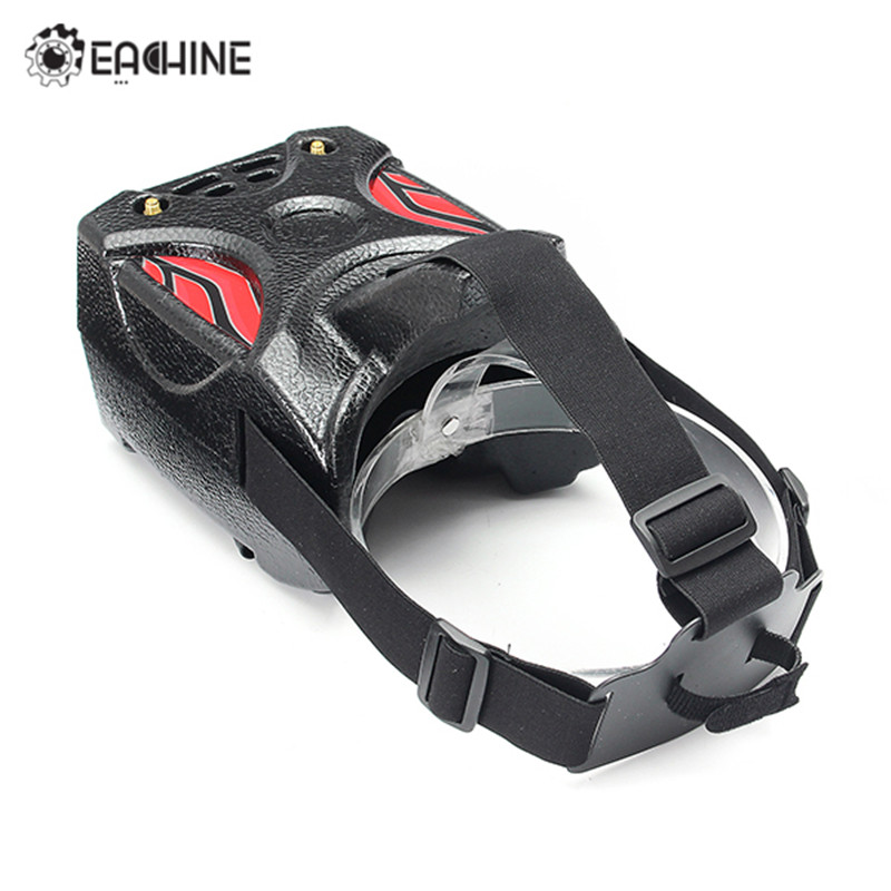 Eachine Goggles Two FPV Goggles Spare Part Head Strap high quality eachine vr d2 goggles two vr d2 pro fpv goggles spare part 7 4v 2200mah li ion battery for rc toys models