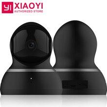 Xiaomi YI Caméra Dôme 1080 P + 32G Carte 112 «Grand Angle 360» vue Pan-Tilt Control Night Vision 2 Voies Audio IP Accueil Webcam