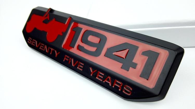 1 шт. Стайлинга Автомобилей 1941 - Автозапчасти - Фотография 5