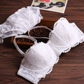New style 2016 fashion sexy lace bra set thin comfortable bra underwear set