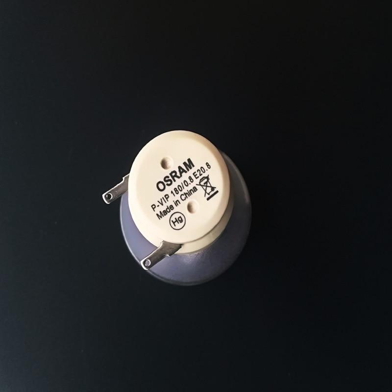 Orginal projector bare lamp P VIP 180 0 8 E20 8 bulb for Osram 180days warranty