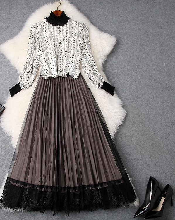 Mode Vêtements De Marque Style Ws01400 Piste Design Luxe Partie Européenne Ensembles 2019 Femmes fgPnwOxEqt