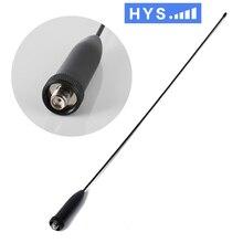 SMA-Female Soft Axis Whip Antenna 2m/70cm for Ham 2Way Radio Baofeng UV5R UV-82 888s UV5R UV82 UVB5 Walkie Talkie TC-R831