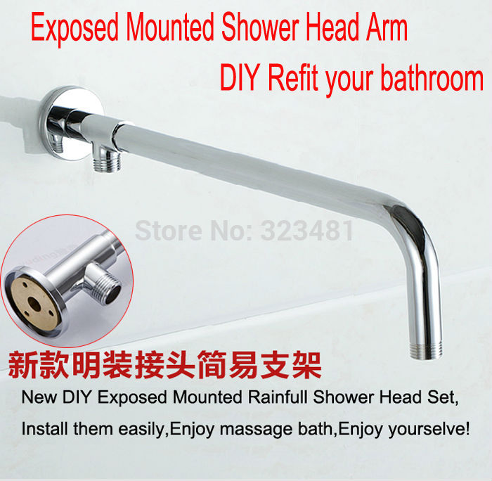 Aliexpress Com Buy New Arrival Diy Exposed Wall Mounted