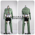Sword Art Online Ghost bullet Sinon Cosplay Costume SAO Anime Party Suit Custom Full Set Any Size