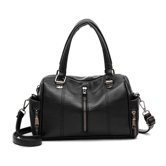 REPRCLA Women Bag Leather...