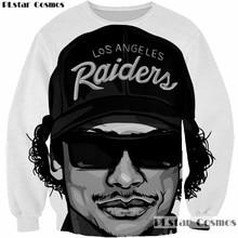 цена на PLstar Cosmos 2018 Hoodies Men Women Sweatshirt 3D Print 2pac Tupac Cartoon Sweatshirt Cool Long Sleeve Crew Neck Brand Clothing