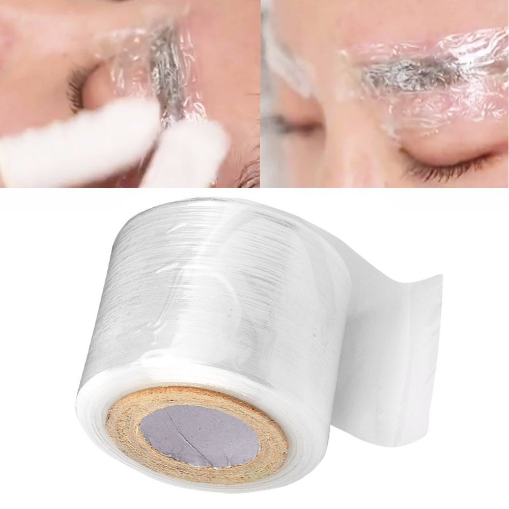 42mm*200m Permanent Makeup Supplies Preservative Film Tattoo Accessories Eyebrow Cover For Women Make Up Tools
