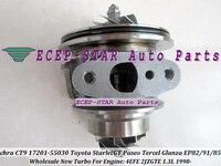 Turbo КЗПЧ картридж CT9 17201 55030 17201 64190 для Toyota Starlet GT Пасео tercel glanza EP82 EP91 EP85 1998 4EFE 2jzgte 1.3L