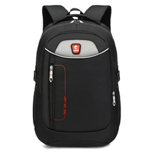 Mens Large Capacity Oxford Cloth Material New School Bag Business Office Travel Multi-Function Computer Backpack