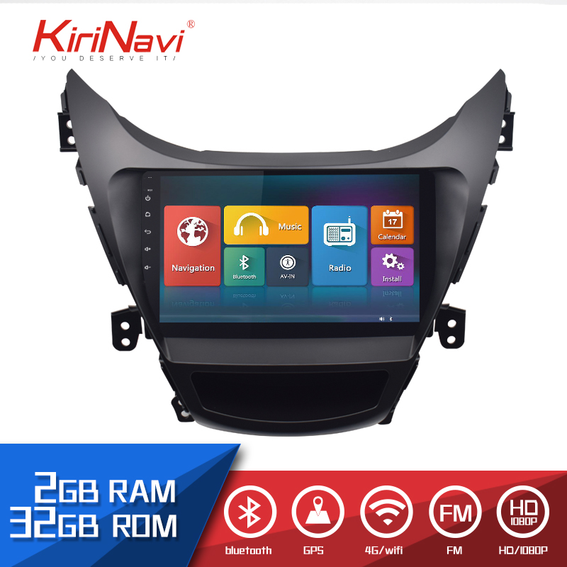 Kirinavi HD Touch screen for hyundai elantra 2011-2013 android car audio Auto dvd player multimedia system WIFI BluetoothKirinavi HD Touch screen for hyundai elantra 2011-2013 android car audio Auto dvd player multimedia system WIFI Bluetooth