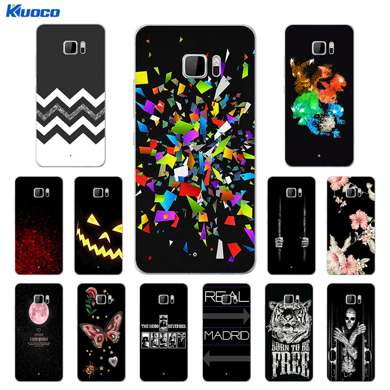 Soft TPU Cover for HTC U Ultra Case 5.7 Character Printing Soft Silicone Case Phone Cover for HTC U Ultra Protector Cases