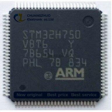 New Original  STM32H750VBT6 TR IC MCU 32BIT 128KB FLASH 100LQFP