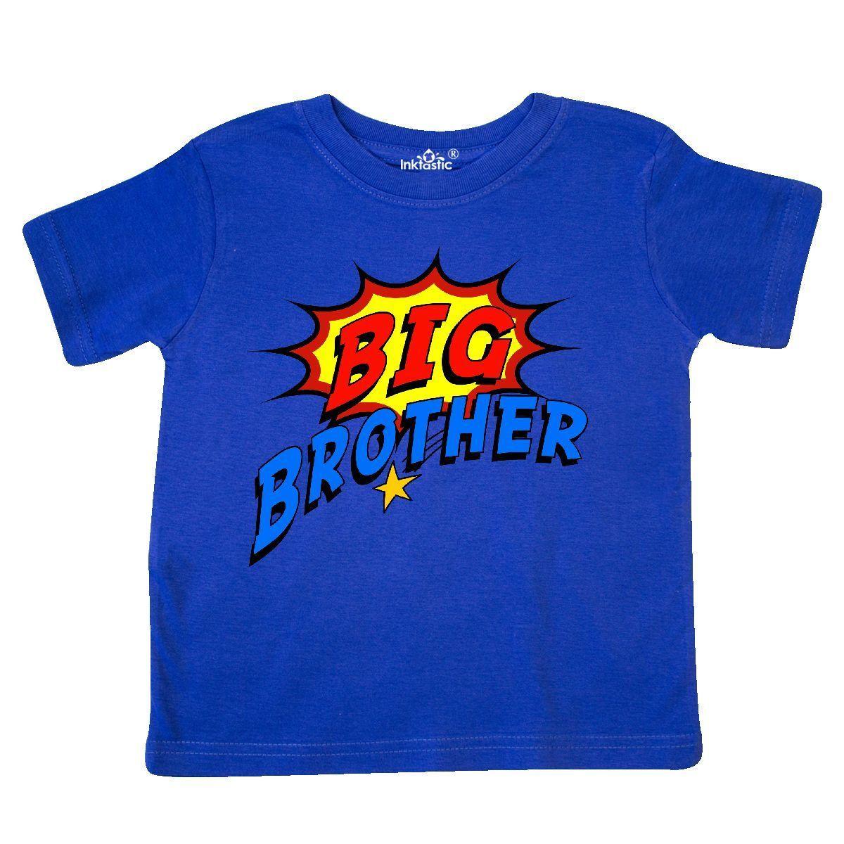 inktastic Big Sister Dragon Toddler T-Shirt