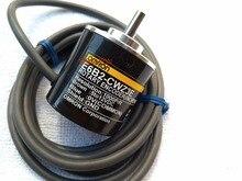 OMR E6B2 CWZ3E 200 P/R codificador rotatorio E6B2CWZ3E resolución 200 5 12 V DC salida de tensión