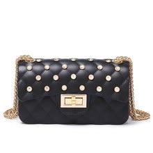 High Quality Women Ladies Rhinestone Chain Bag Shoulder Bags Tote Purse Handbag Messenger Bags for Women Luxury Handbags все цены