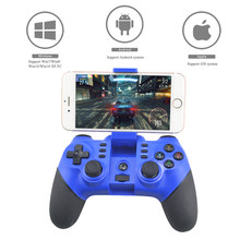 2.4G Wireless Bluetooth Controller Gamepad Joystick For PS3 Game console For Android For iOS Cellphone For Windows PC Laptop(China)