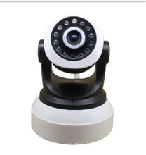 Wireless Intercom  IP Camera IR Night Vision 720P/960P/1080P Optional
