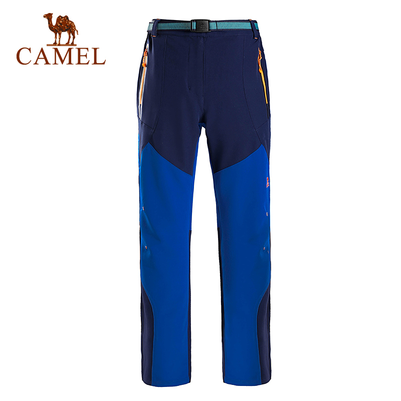 ФОТО Camel outdoor quick-drying pants female models 2015 spring new quick-drying breathable quick-drying pants straight