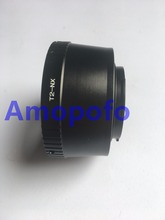 Adaptador t2-nx amopofo, t-montar telescópio microscópio para samsung nx5 nx10 nx11 nx200 nx300 nx1000