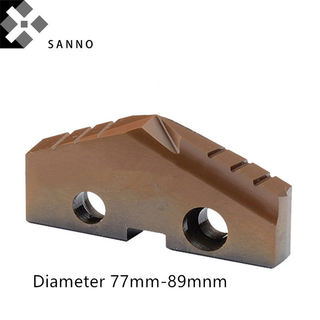 T-A Drill Inserts diameter 77mm - 89mm CNC spade drill insert quality as Allied Machine and Engineering