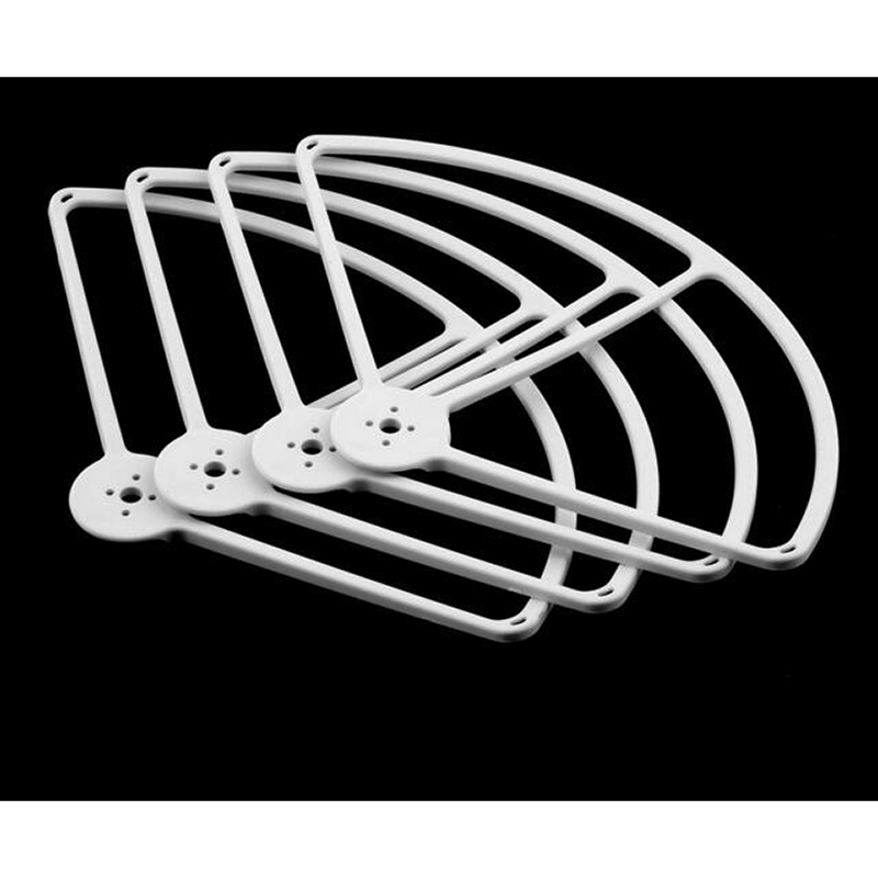 DIY Multicopter DJI F450 F550 Drone 4-Axis Propeller Protective Guard Protector for 8 9 10 111213inch Props 4pcs/lot