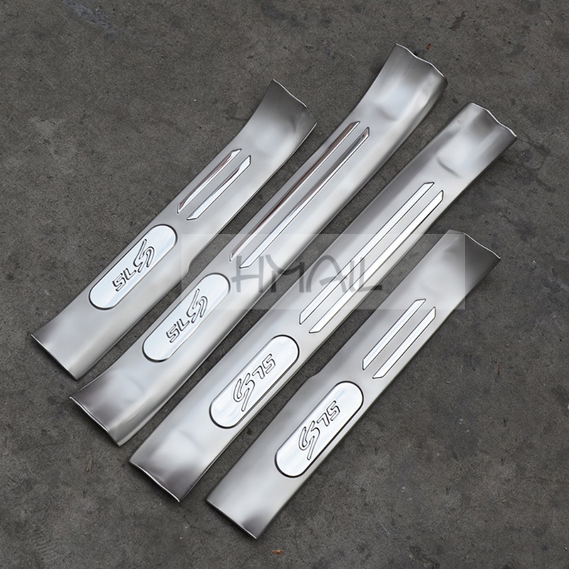 Inner door sill strip for 2014 15 17 changan cs75 built in - Exterior door threshold replacement parts ...