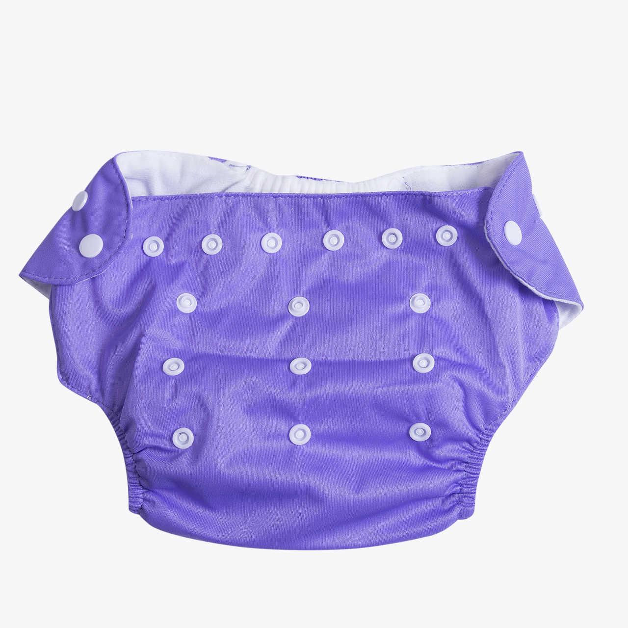 Recién llegado, 1 unidad, lote ajustable reutilizable, pañal de tela lavable para bebés y niños, pañales C para bebés y niñas