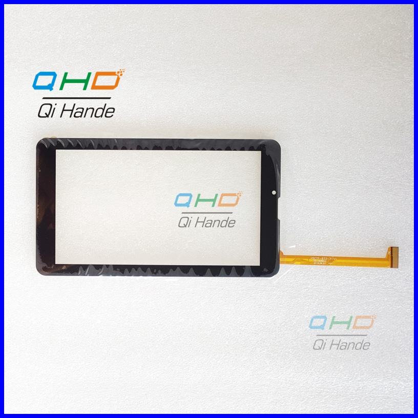 Black New 7 inch Tablet Capacitive Touch Screen Replacement For IRBIS TZ765 Digitizer External screen Sensor Free ShippingBlack New 7 inch Tablet Capacitive Touch Screen Replacement For IRBIS TZ765 Digitizer External screen Sensor Free Shipping