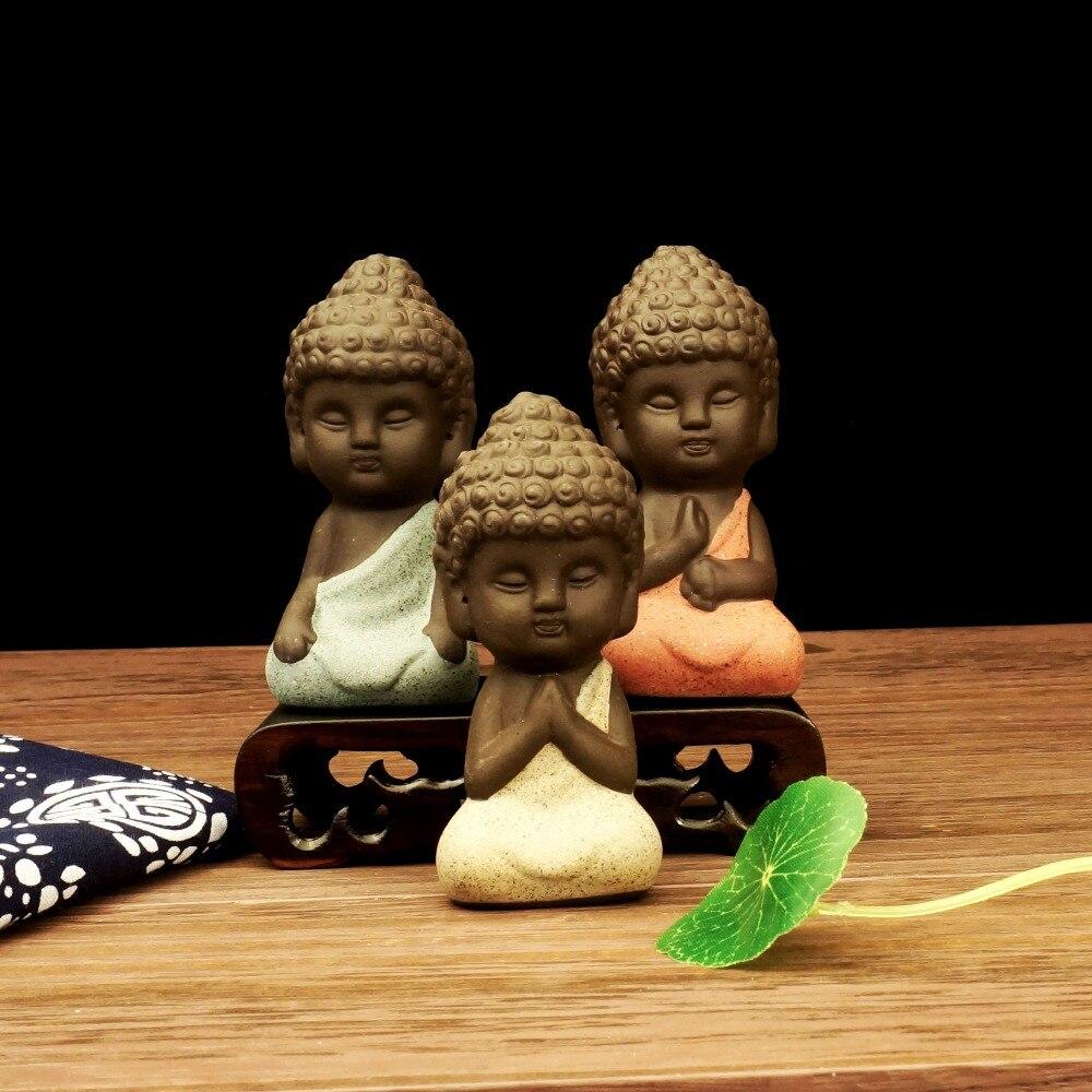 Small Tea Buddhas 1