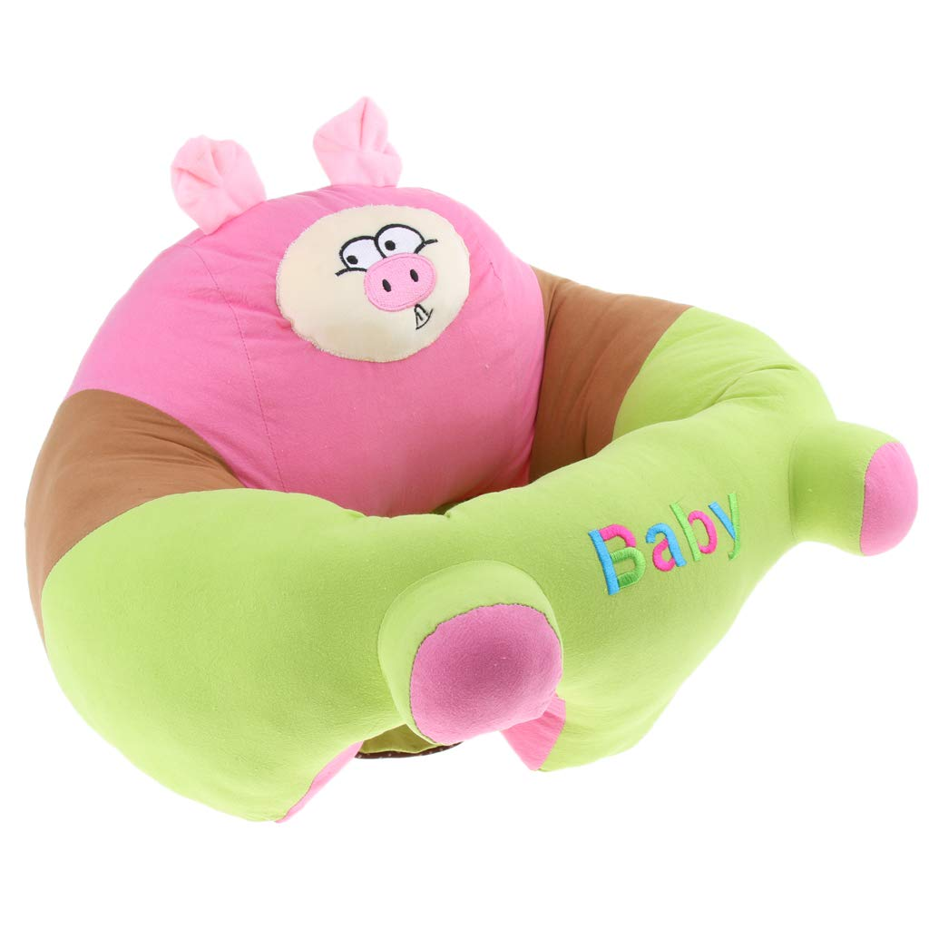Baby Seats Sofa Plush Soft Support Seat Comfortable Chair Nursing Anti-rollover Cushion Learning Sit Toys For Children Toddler