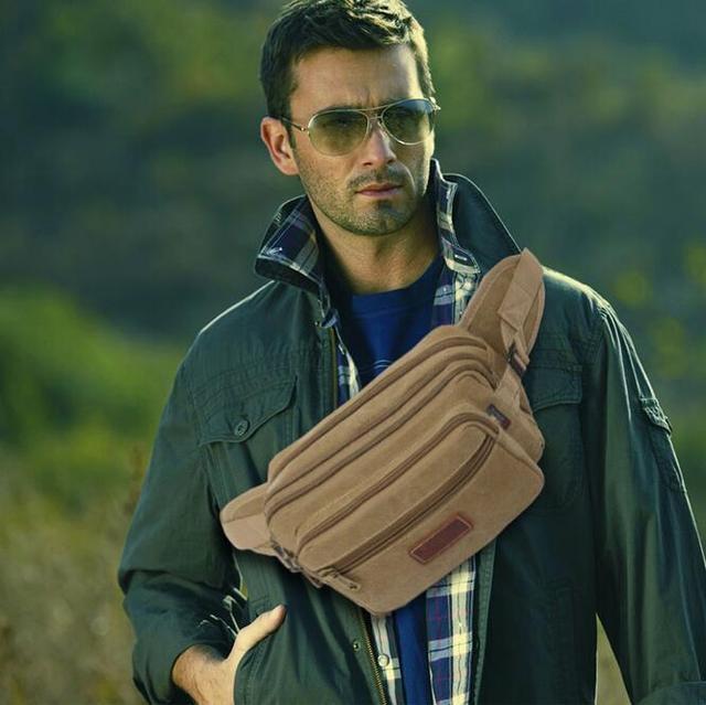 Etn bag 100716 мужская мода талии сумка мелкая монета кошелек