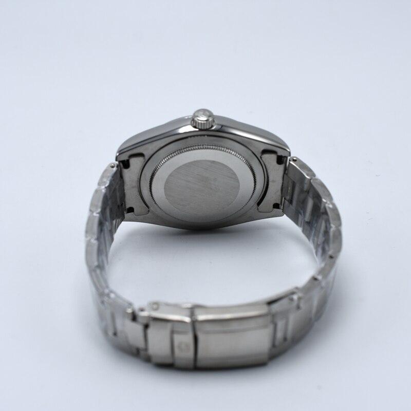 HTB1AzCZXBjTBKNjSZFDq6zVgVXaC Silver Watch | Fashion PETER LEE Nautilus | Brand Luxury Full Steel Bracelet Waterproof Automatic Mechanical Business Clocks Classic Dial 38mm Mens Watch