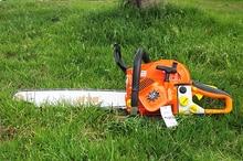Wood cutting High quality garden tool gasoline 4strokes chainsaw 20″ blade 4-stroke gasoline chain saw petrol saw powerful