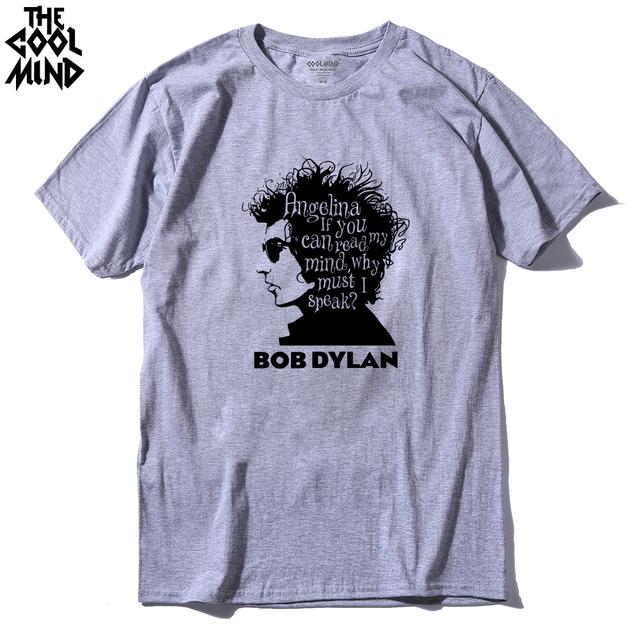 Bob Dylan Printed Men T Shirt 2