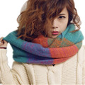 2016 Korean Wool Scarves Female Winter Thicken Long LIC Scarf Luxury Brand Spring Autumn Women And Men Dachshund Warm Scarf