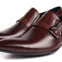 Деловые туфли дерби, кожаные туфли, мужская обувь, британский острый носок, тонкие, дышащие, Мужские модельные туфли, кожаные туфли с низким вырезом